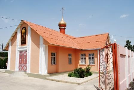 Храм Свт. Равноап. Мефодия и Кирилла г. Абадан.