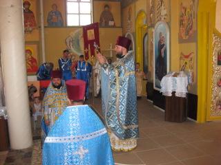 Храм Рождества Богородицы г. Балканабат