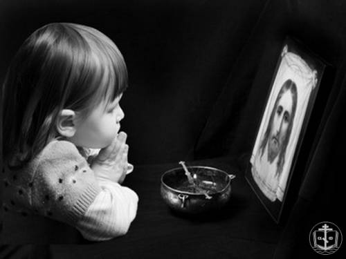 детская молитва