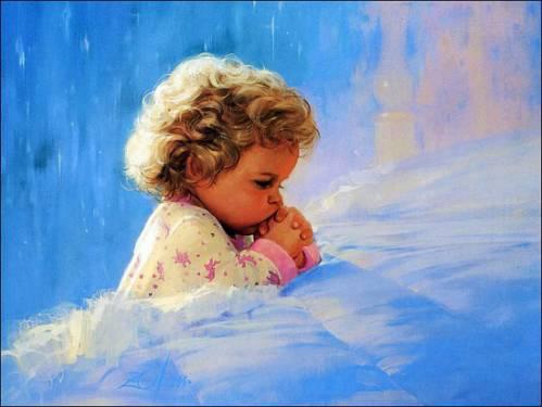Ребенок и молитва