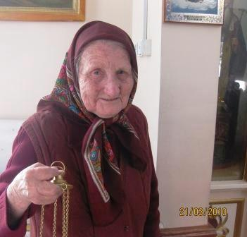 Копрова Евдокия Дмитриевна